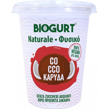 Biogurt, Coconut yogurt bio 400g
