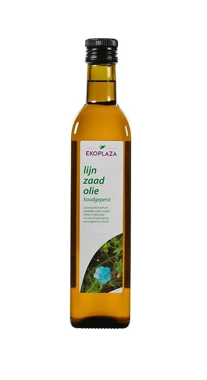 Ekoplaza, Line seed Oil bio 500ml