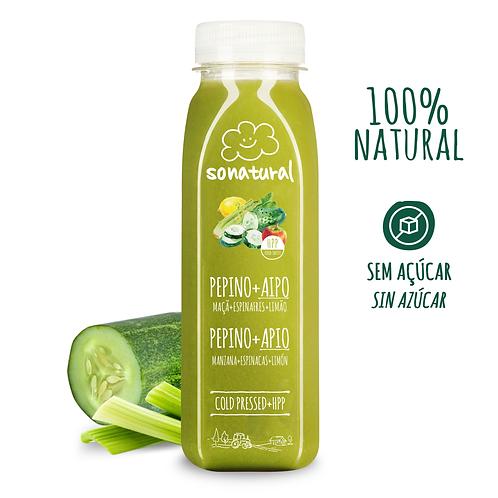 So Natural, Cucumber - Celery Juice 250ml
