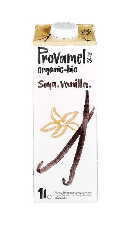 Promavel, Soya - vanilla milk bio 1L