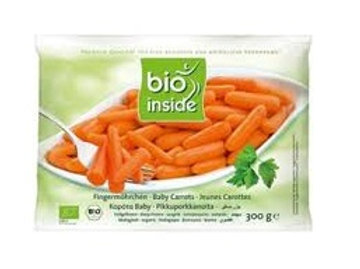 Bio Inside, Baby Carrots bio 300g