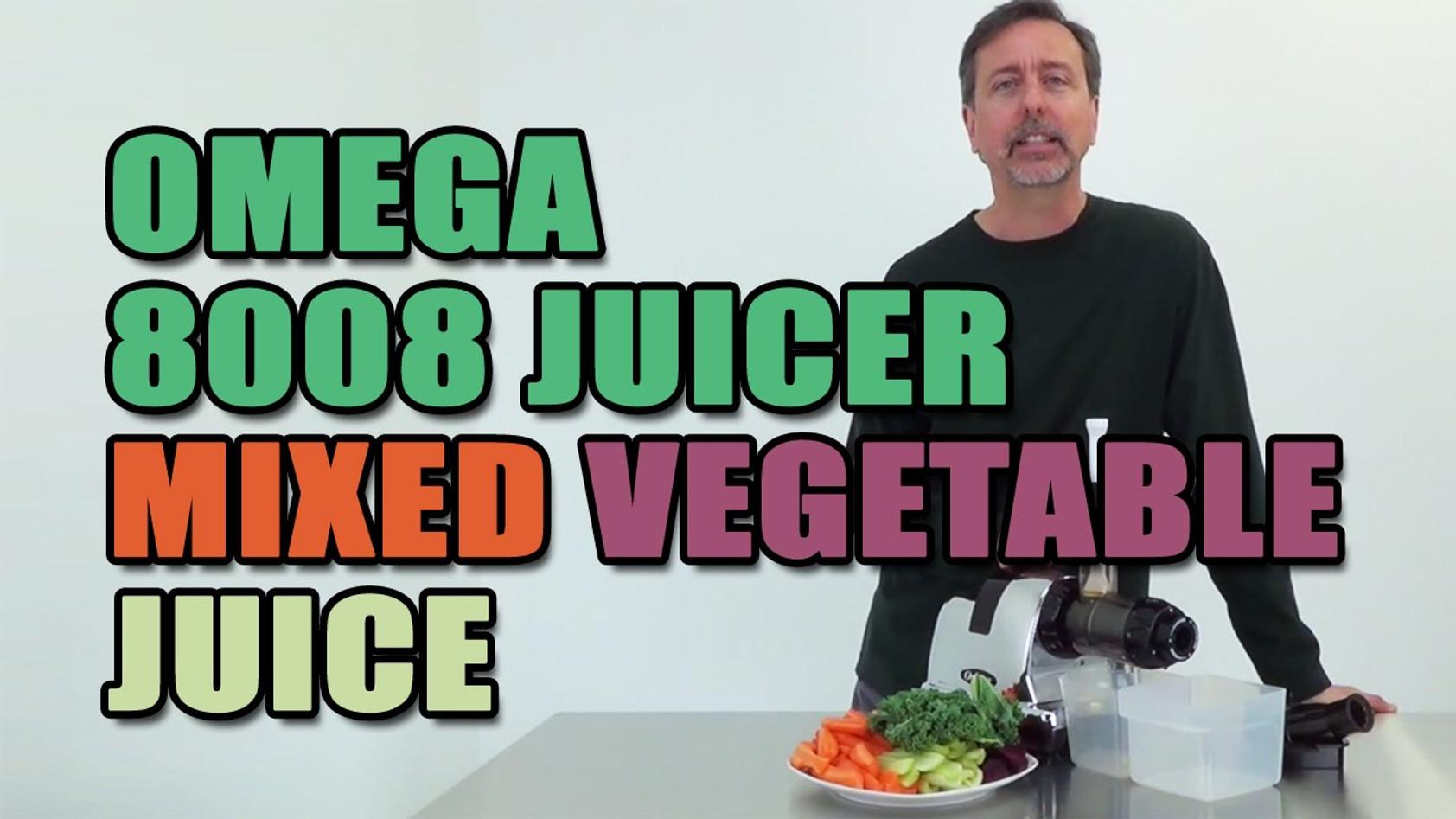 Omega Juicer J8228/J8008