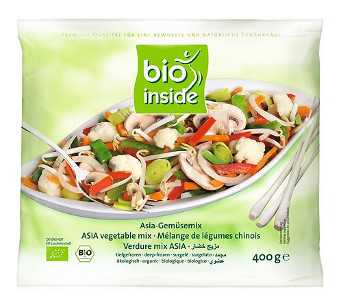Bio Inside, 'Asia' Vegetable Mix 400g