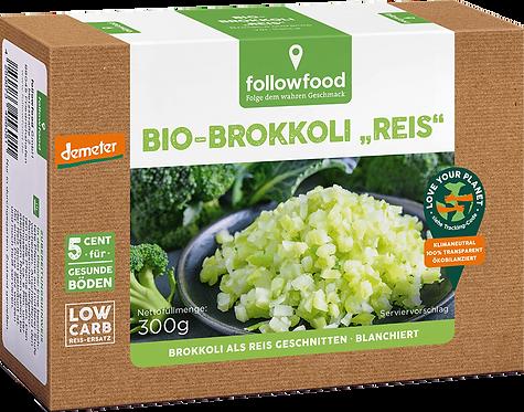 """Follow food, Broccoli """"rice"""" 300g"""