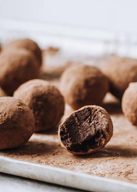 Choco balls / keto