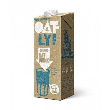Oatly, Oat milk bio 1L