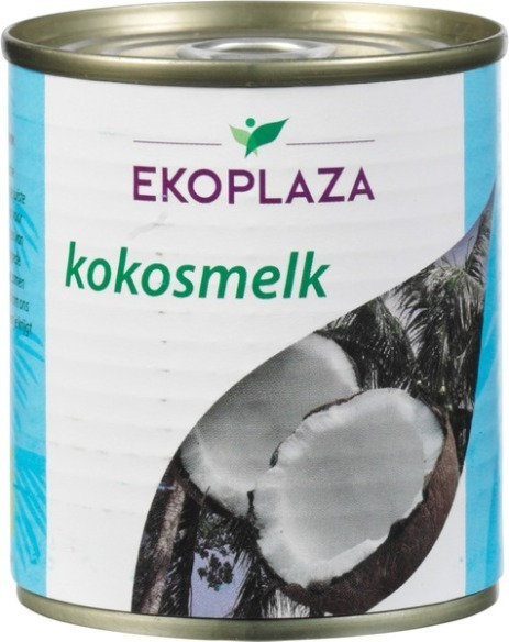 Ekoplaza, Coconut milk bio 400ml