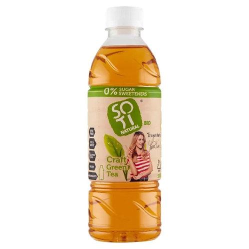 Soti, Green Tea craft bio 500ml