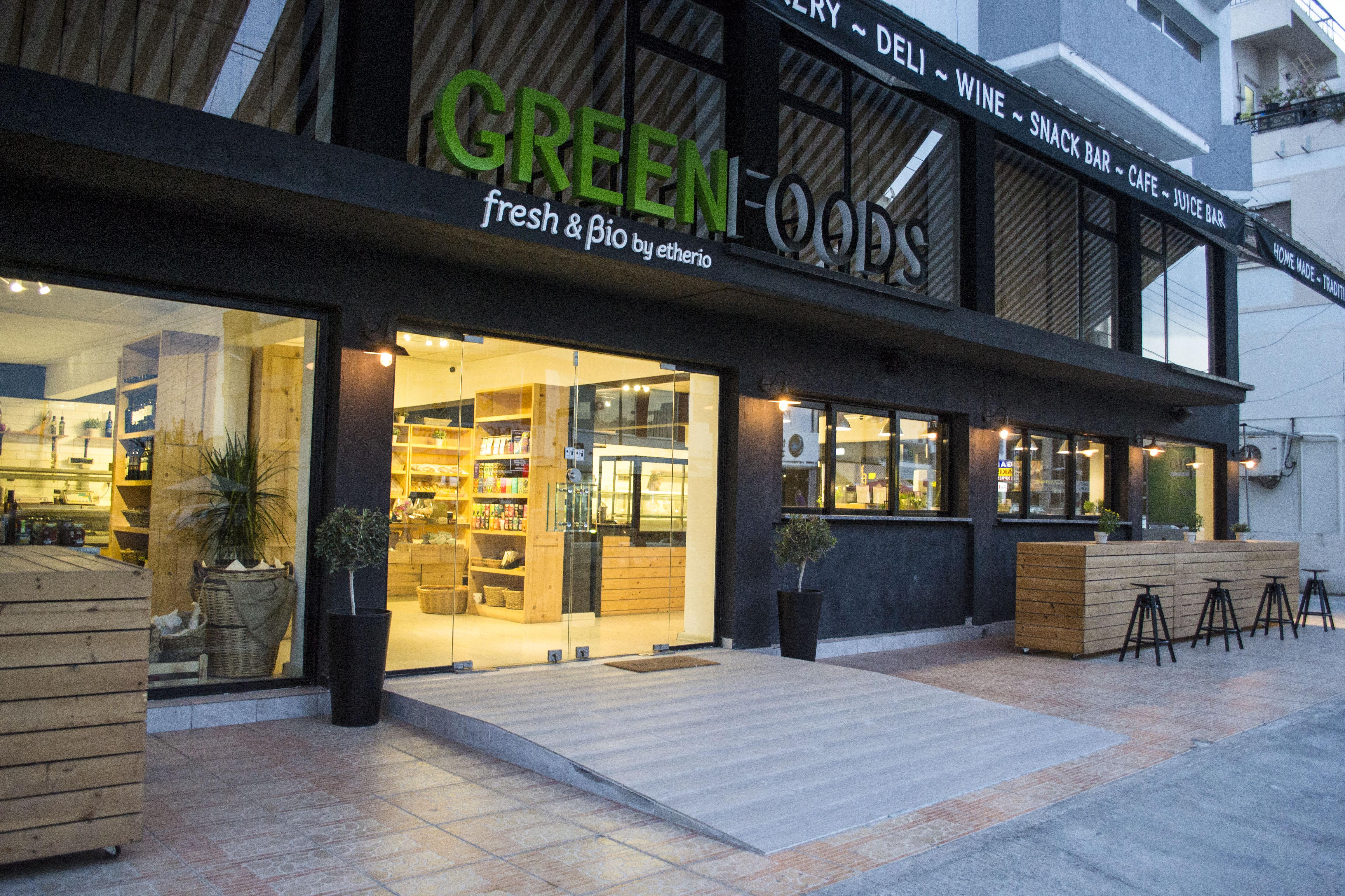 GREEN FOODS BIO RESTAURANT NICOSIA-10