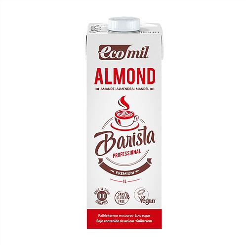 Ecomil, Barista Almond milk - Professional bio1L