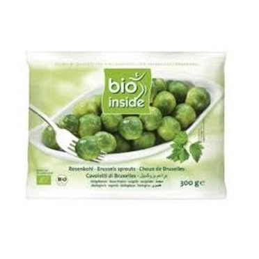 Bio Inside, Brussels Sprouts bio 300g