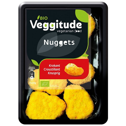 Veggitude, Nuggets bio 154g