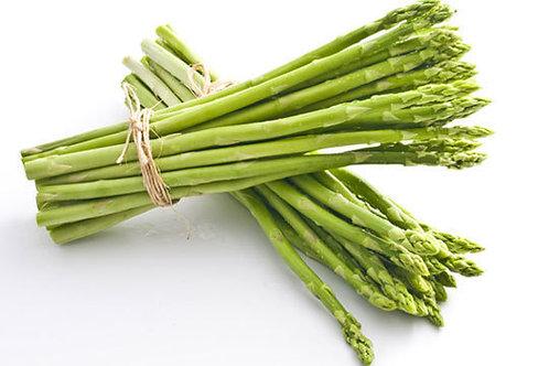 Asparagus bio, bunch 500g