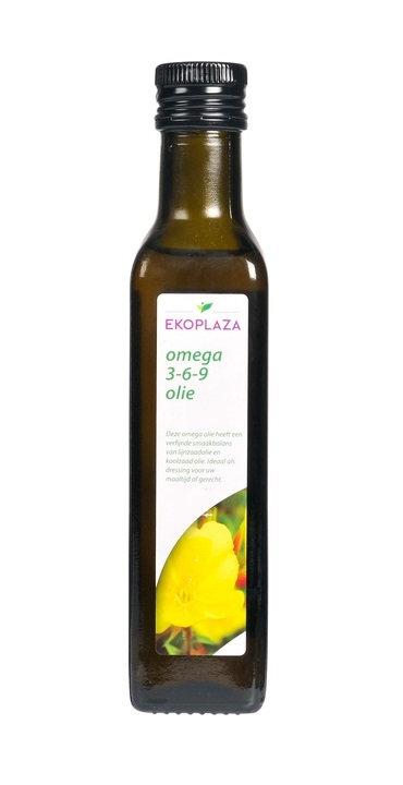 Ekoplaza, Omega 3-6-9 Oil bio 250ml