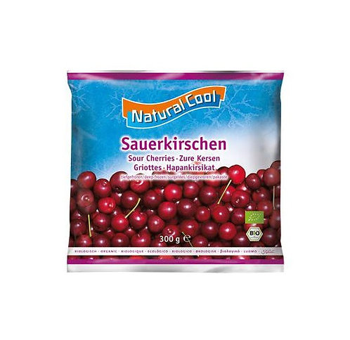 Natural Cool, Sour Cherries bio 300g