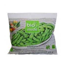 Bio Inside, Young Soybeans with Pod bio 300g