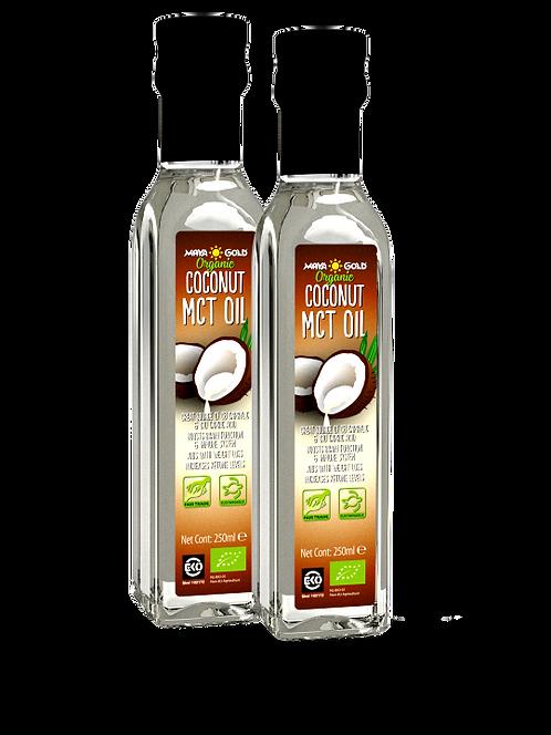 Maya Gold, Coconut MCT Oil bio 250ml