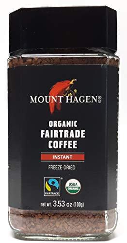 Mount Hagen, Instant Coffee BIO 100G