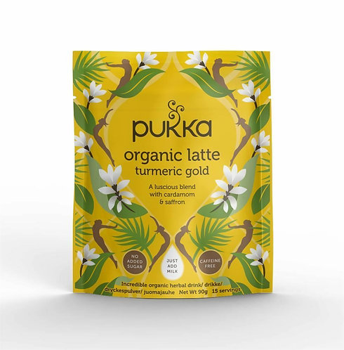 Pukka. Latte Turmeric Gold (Coffee Alternative) bio 90g
