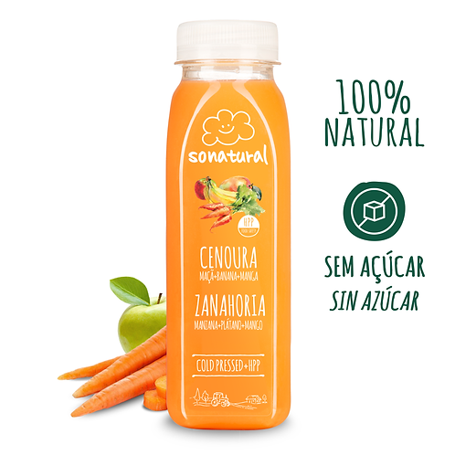 So Natural, Carrot mix Juice 250ml