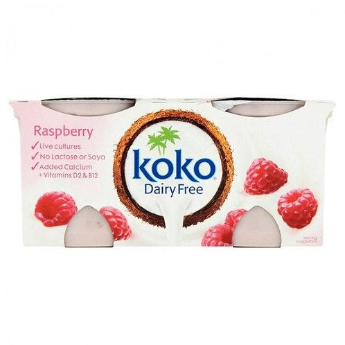 Koko, Yogurt Raspberry (2x125g)