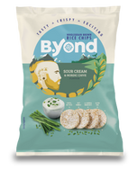 Rice chips Cream & Chive