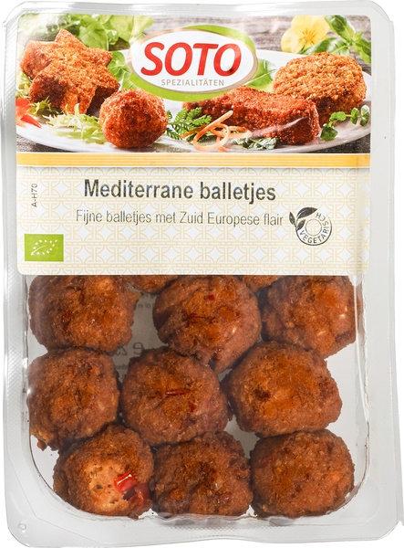 Soto, Mediterranean balls bio 250g