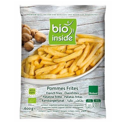 Bio Inside, French fries bio 600g