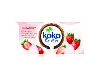 Koko, Yogurt Strawberry (2x125g)