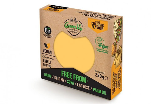 Green Vie, Cheddar cheese like 250g