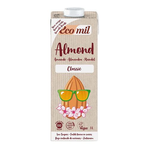 Ecomil, Almond classic milk bio 1L
