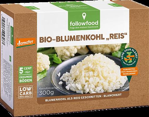 "Follow Food, Cauliflower ""rice"" 300g"