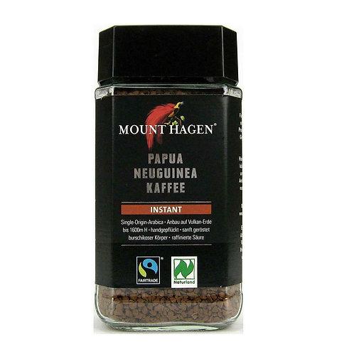 Mount Hagen, Instant Coffee Papua bio 100G
