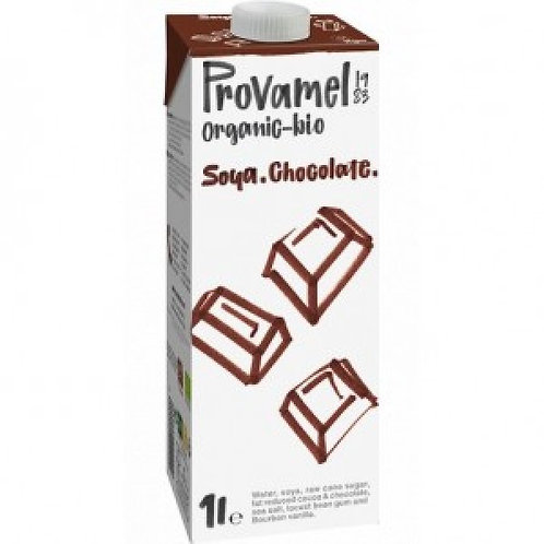 Promavel, Soya - choco milk bio 1L