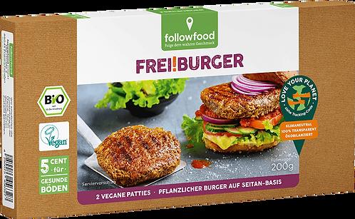 Follow food, Vegan Burger bio 200g
