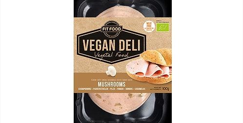 Fit Food, Vegan Mushroom Slices bio 100g