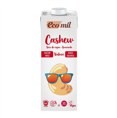 Ecomil, Cashew milk (sugar free) bio 1L