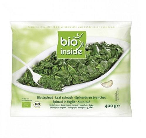 Bio Inside, Spinach bio 400g
