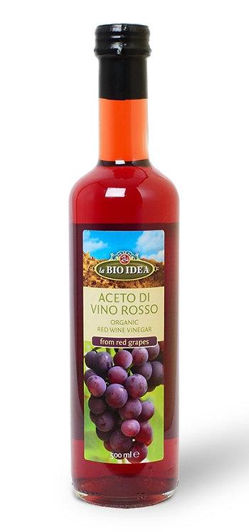 La bio Idea, Red Wine Vinegar bio 500ml