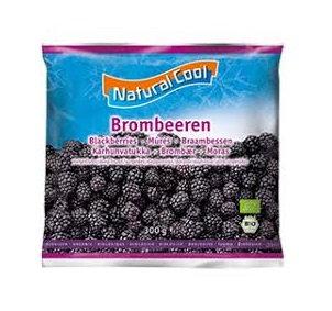 Natural Cool, Blackberries bio 300g
