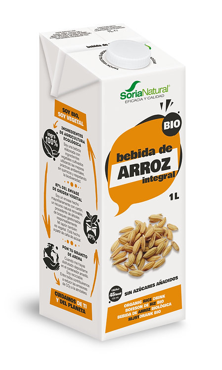 Soria Natural, Oat milk bio 1L