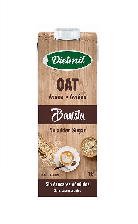 Diet, Barista Oat Milk (no added sugar) 1L