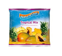 Natural Cool, Tropical Mix bio 300g