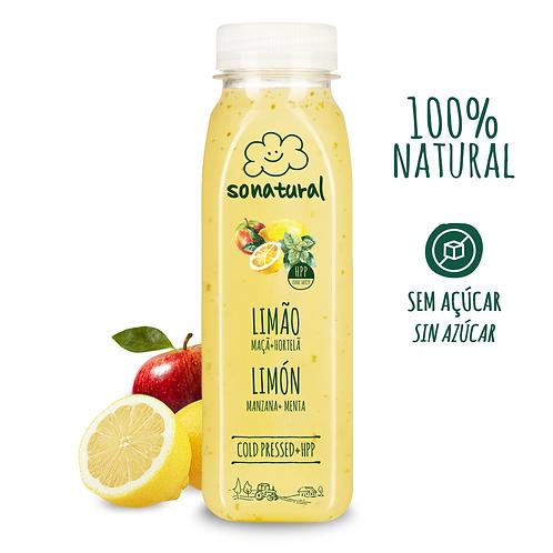 So Natural, Lemon - mint Juice 250ml