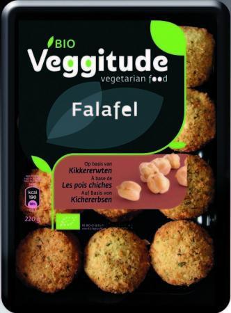 Veggitude, Falafel bio 240g
