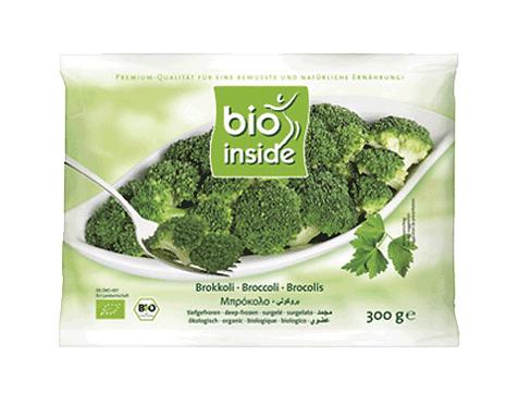 Bio Inside, Broccoli bio 300g