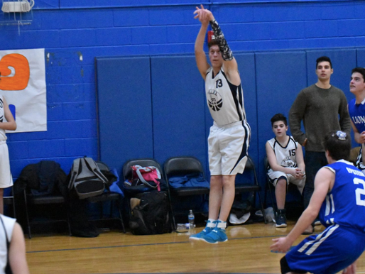 Reuven Kanal's rebounding, Aaron Kraut's scoring leads Hillel to their first ever Sarachek victory