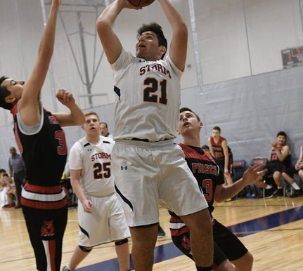 Hawks can't weather the Storm as Katz defeats SoCal Yeshiva