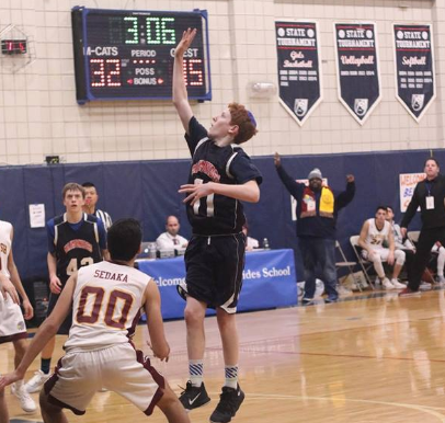 Maimonides M-Cats rally in the Fourth Quarter against Fasman Yeshiva