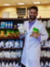 Dr. Brent Edelcup, PharmD, Pharmacist, President & CEO